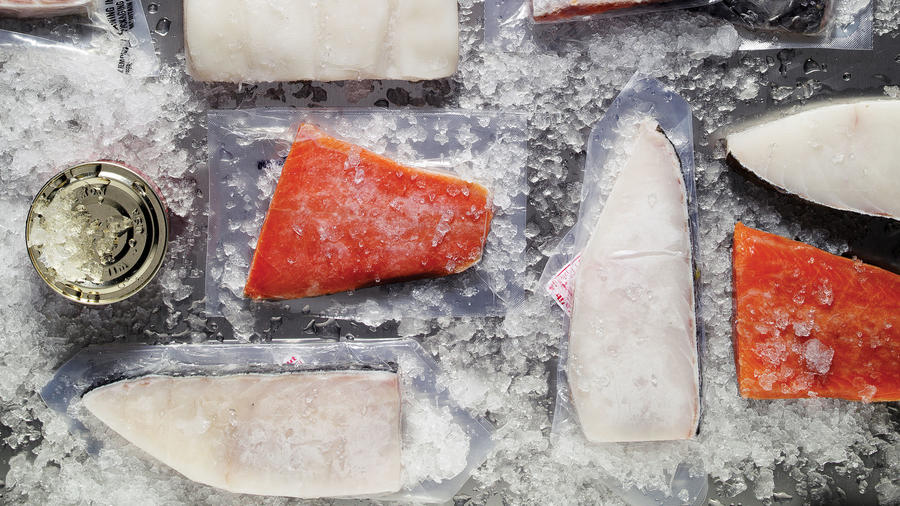 Frozen fish basics