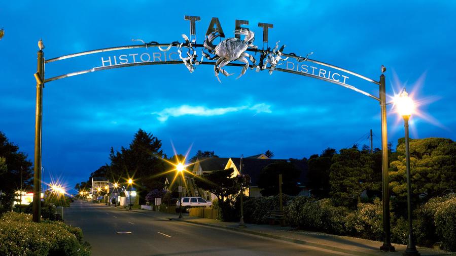 Taft Sign