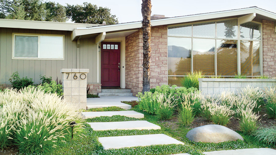 Low-water curb appeal