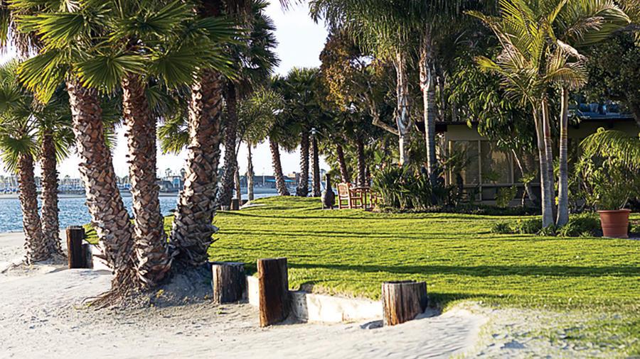 Island-style fun in San Diego