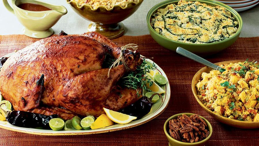 A Southwest Thanksgiving