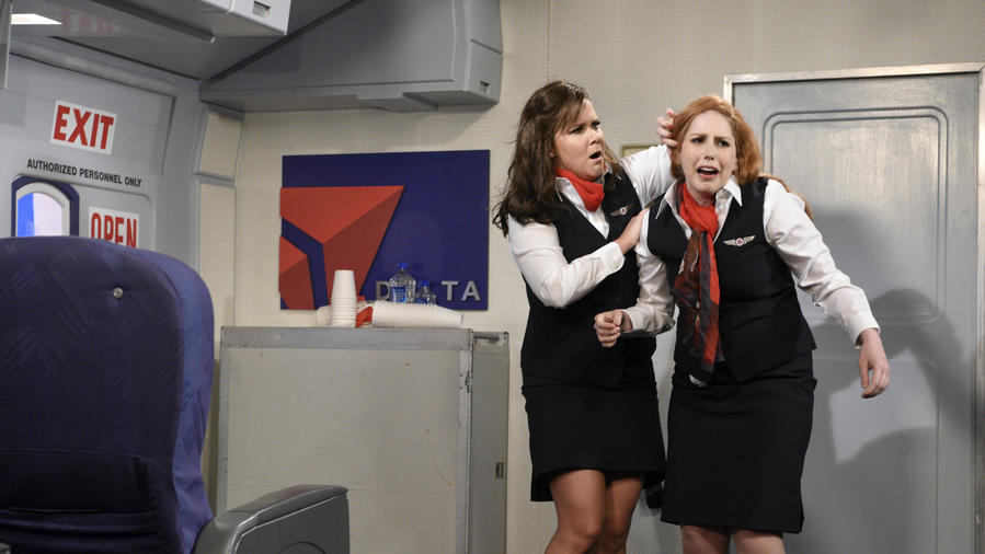 Flight Attendants Reveal Some of Their Most Bizarre In-Air Stories