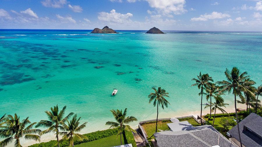 Lani Beach House North Shore Hawaii