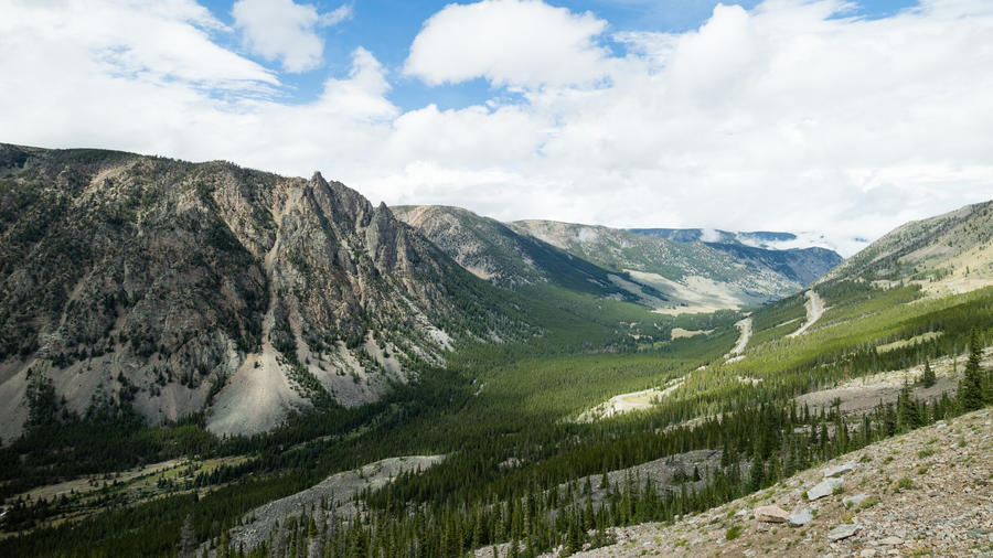 Drive the West's best mountain road