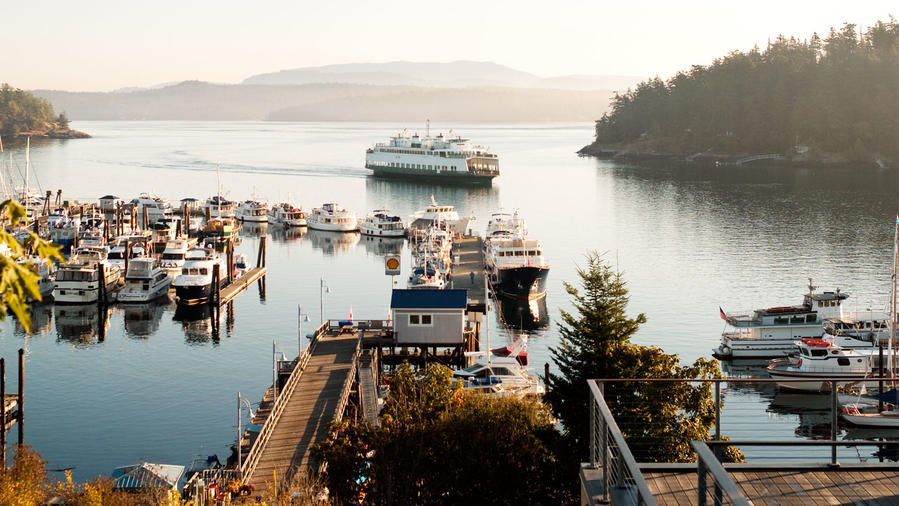 30th birthday trip ideas in San Juan Islands, WA