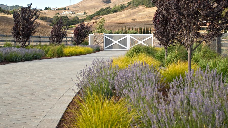 Fantastic Driveway Designs for Curb Appeal - Sunset Magazine