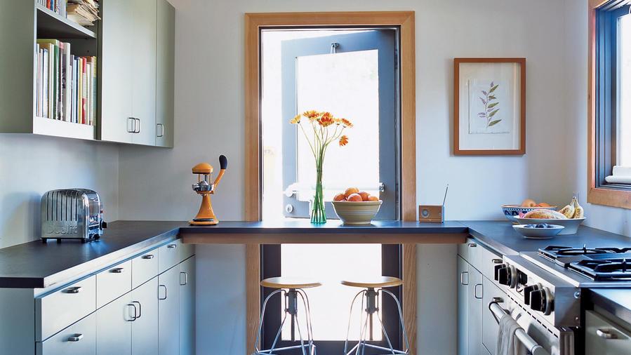 Light-Filled Kitchen Makeover