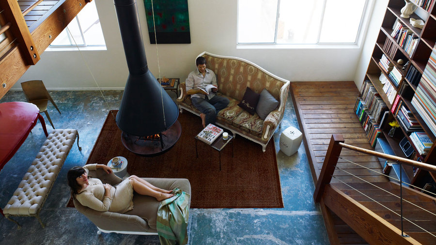 Decorating with Salvage Finds - Sunset Magazine
