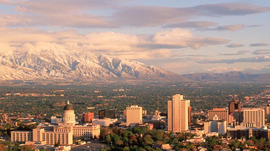No. 8 Salt Lake City