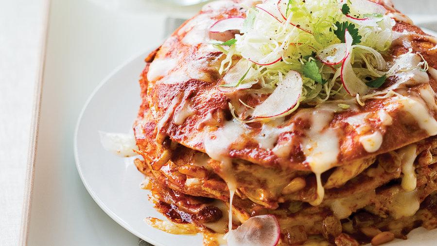 Favorite mexican recipes sunset magazine 11 amazing enchiladas forumfinder Choice Image