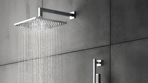 A smarter bathroom
