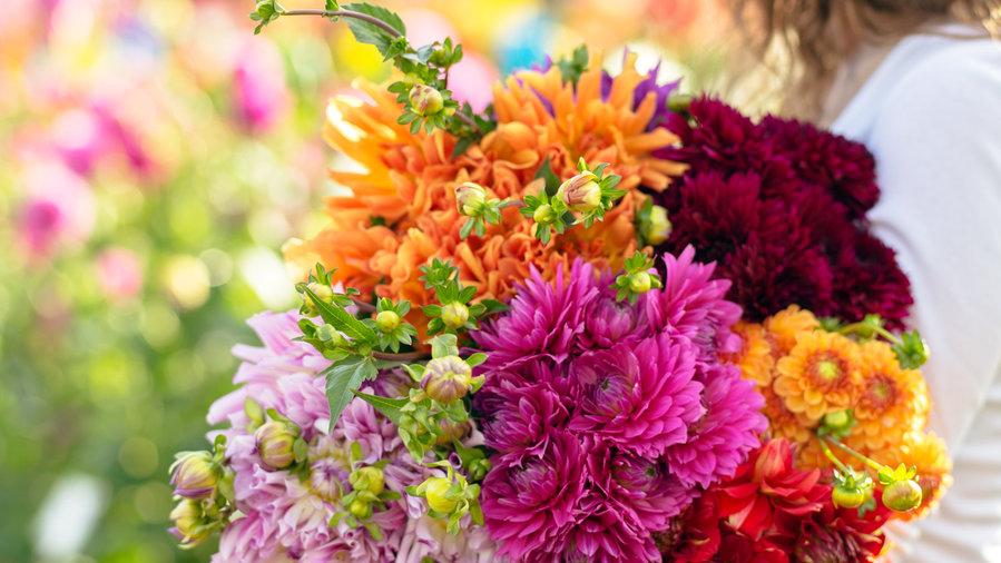 Local flowers