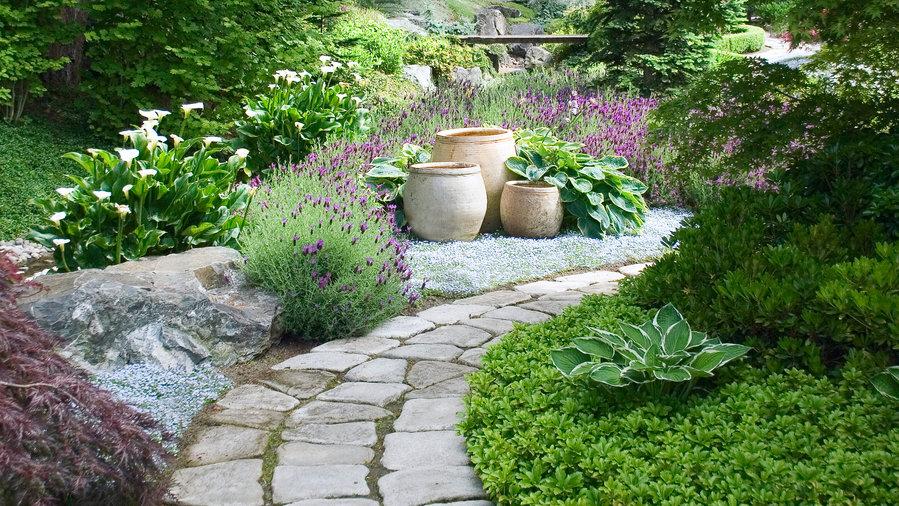 Great Garden Paths Sunset Magazine