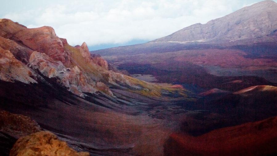 Maui national park