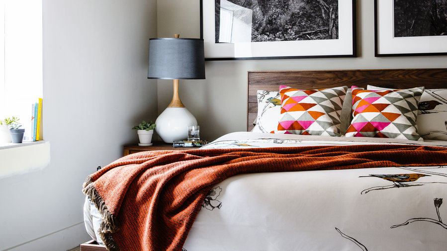 13 Ideas for a More Colorful Bedroom