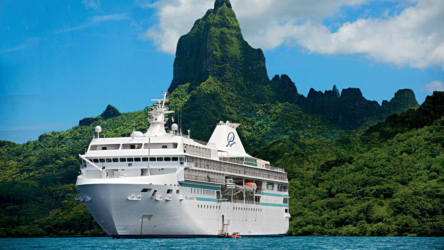 Paul Gaugin Cruises Tahiti & Society Islands cruise