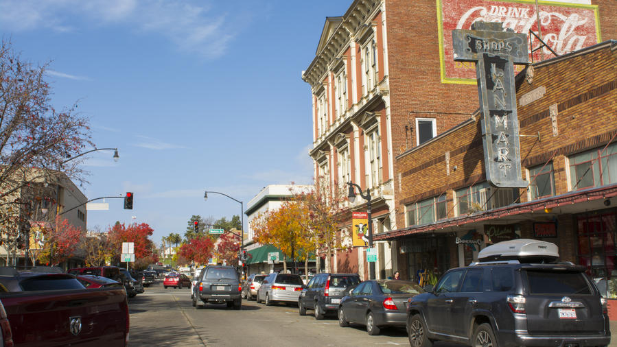 The West's Best Main Streets