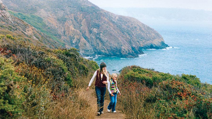 Marin Headlands, Marin County, CA