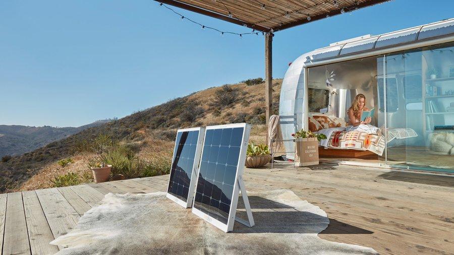 SolPad Stand Alone Solar Pad