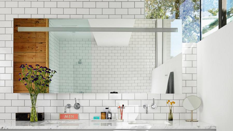 Enjoyable Stylish Ways To Decorate With Subway Tile Sunset Magazine Download Free Architecture Designs Scobabritishbridgeorg