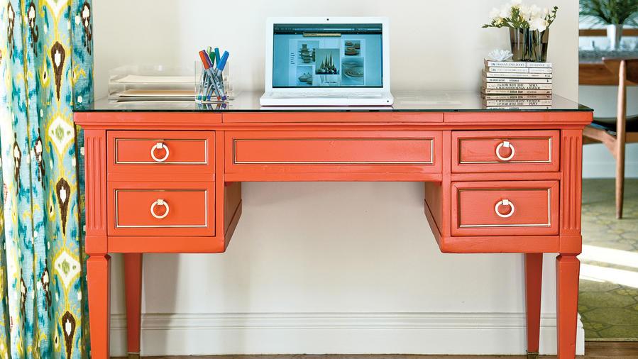 Reinvented desk