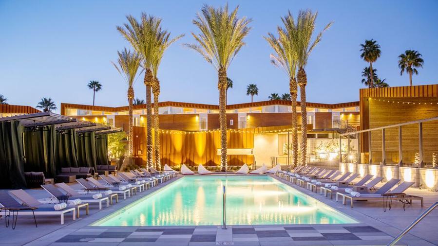 30th birthday trip ideas in Palm Springs