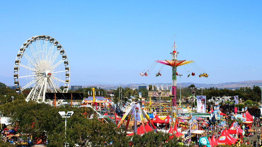 OC Fair, Costa Mesa, CA, Jul 13–Aug 12