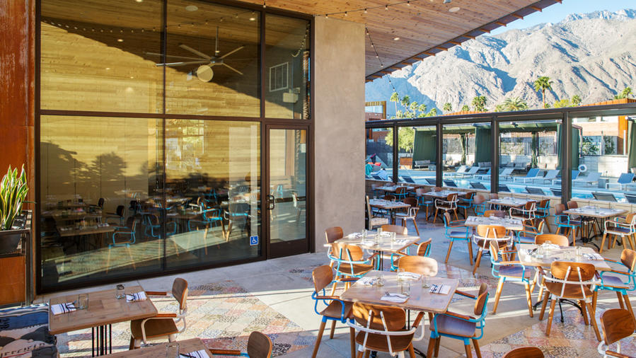 Hottest Restaurants In Palm Springs Sunset Magazine