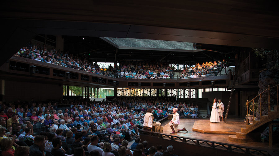 Utah Shakespeare Festival, Cedar City, UT, Jun 28–Oct 13