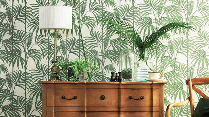 Palm print trend