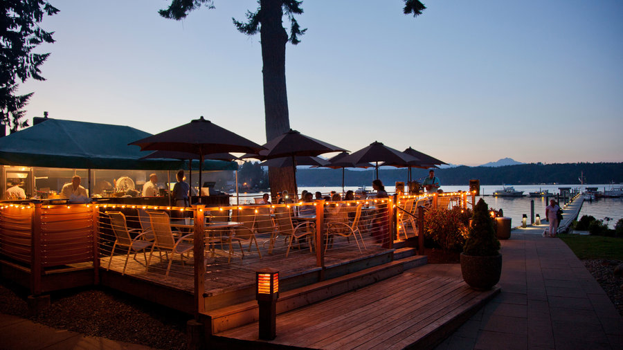 Alderbrook Resort and Spa, Union, WA