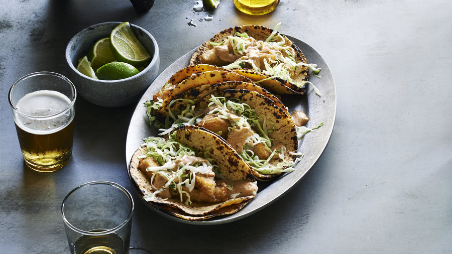 11 Tasty Taco Recipes