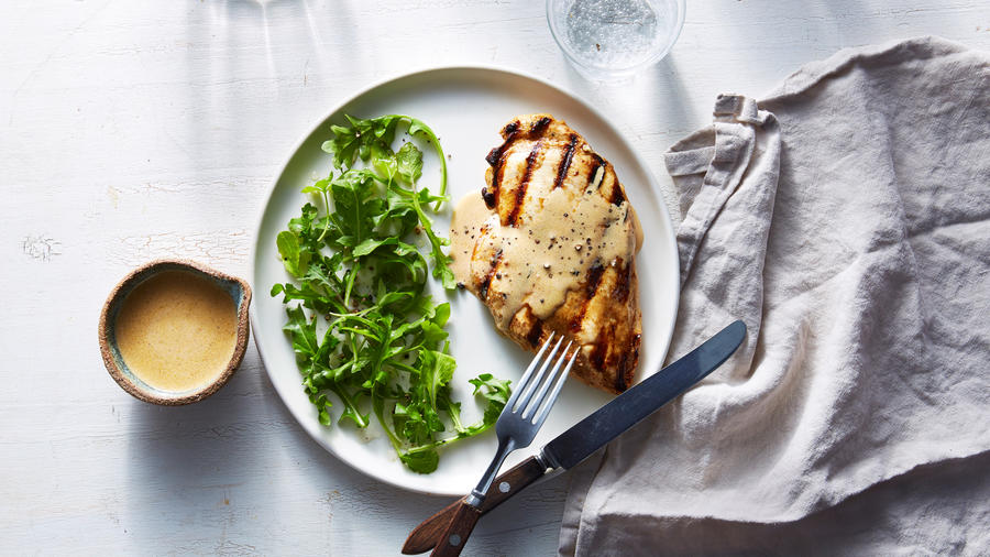 Grilled Fusion Chicken