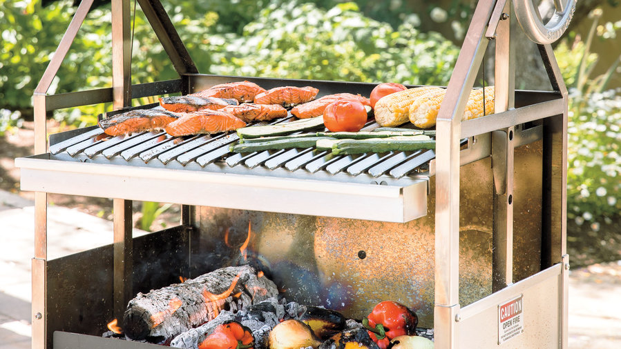 Grill Like a Chef