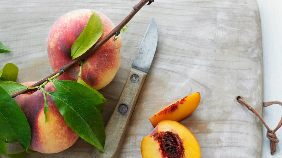 Relish a Ripe Peach in Palisade