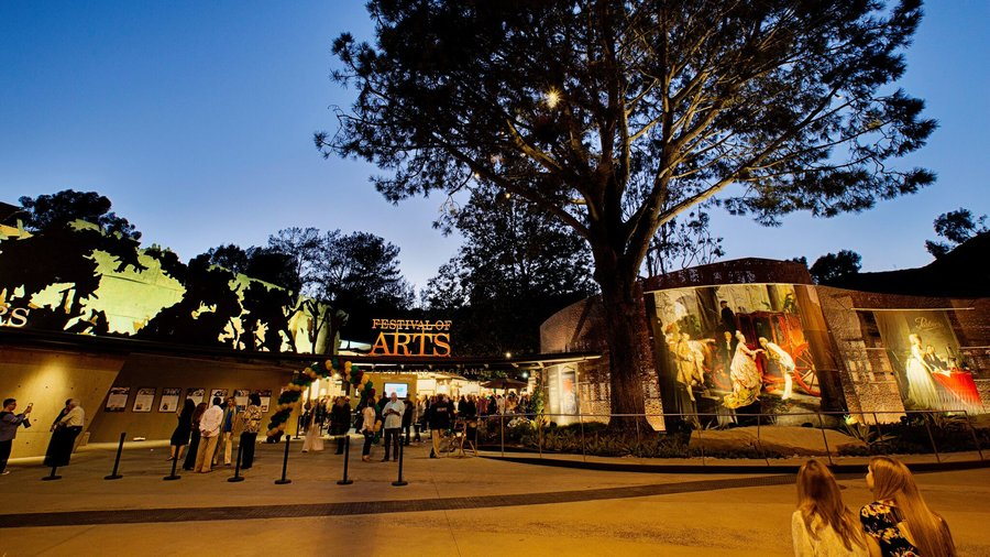 Pageant of the Masters, Laguna Beach, CA, Jul 7–Sep 1