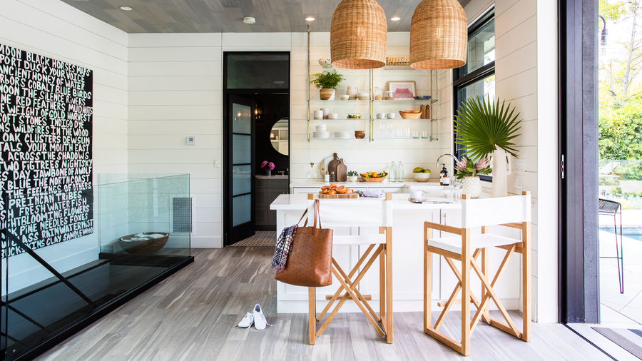 How to Design a Show-Stopping Pool House - Sunset Magazine ...