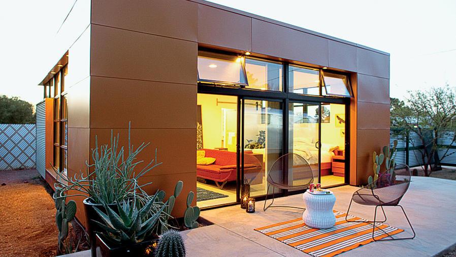 Our Favorite Prefab Homes Sunset Magazine