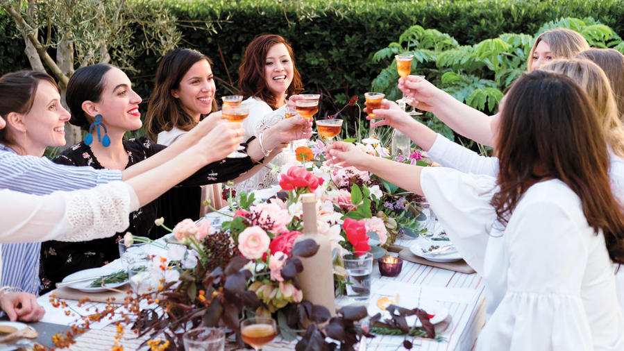 How to Throw a Cheese & Cocktail Pairings Party