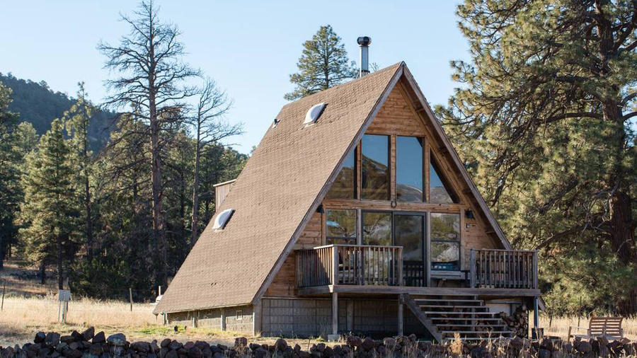 Cozy Vacation Cabin Rentals - Sunset Magazine