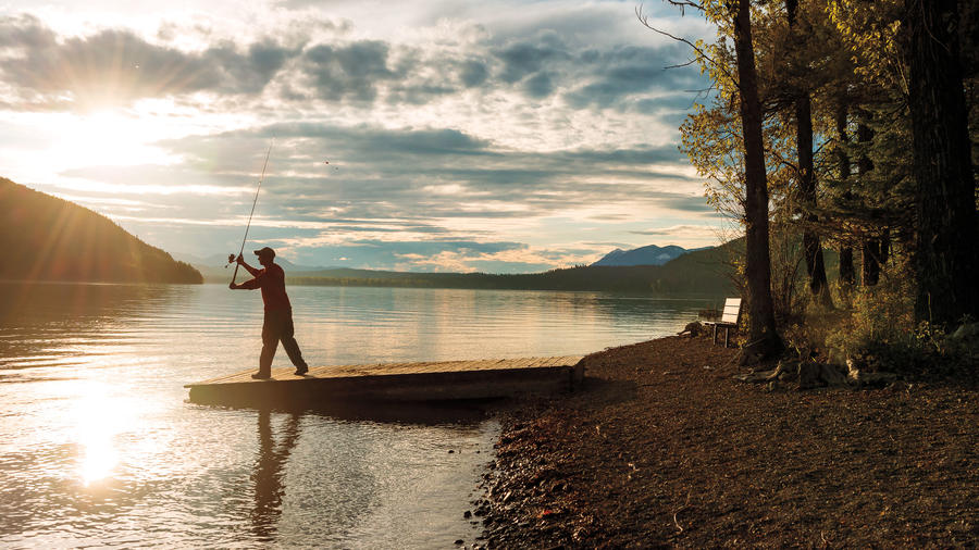 30th birthday trip ideas in Whitefish, MT