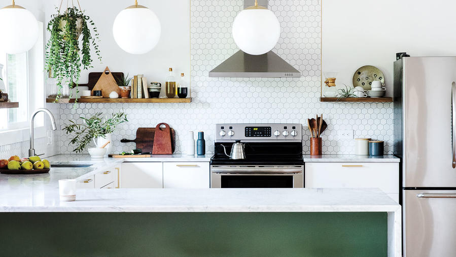Hardy and Sustainable Kitchen Countertops That Are Surprisingly Stylish