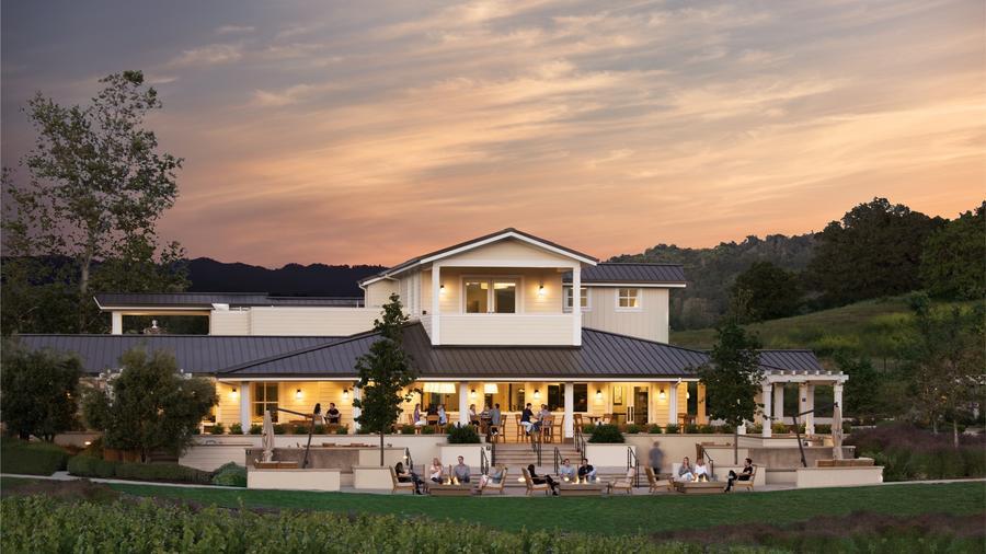 Top 10 Wineries Amp Tasting Rooms Sunset Magazine Sunset