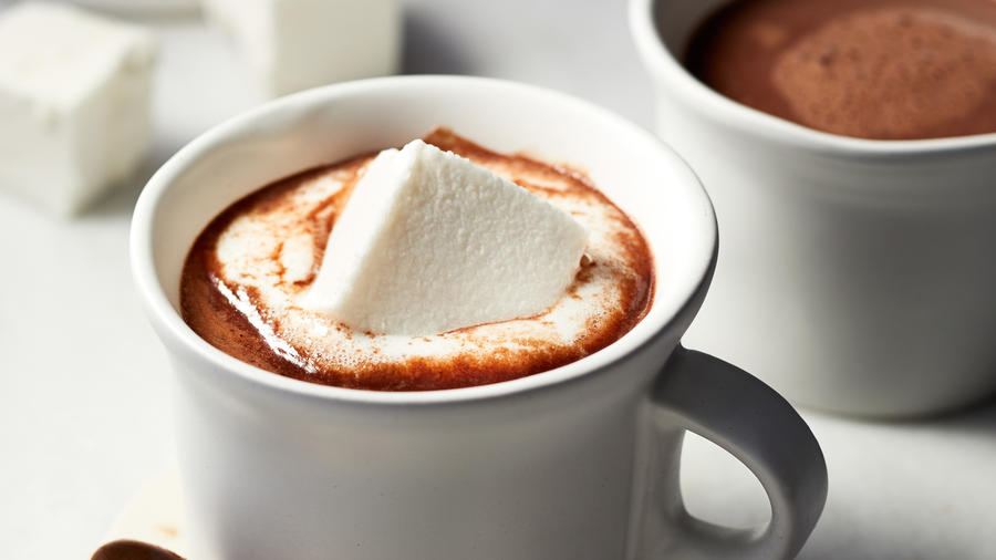 Brandied Hot Chocolate (1109)
