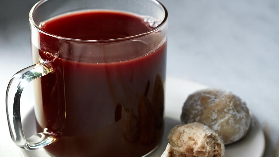 """Cranberry and Spice Tea """"Toddies"""" (1209)"""