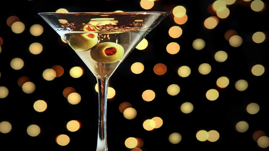 Order the perfect martini