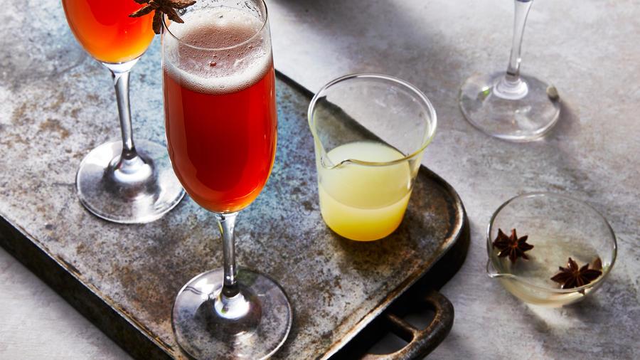 Sparkling Spice Mocktail (1109)