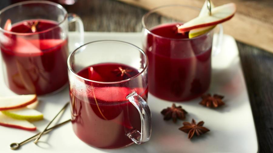 Thanksgiving Star Cider (1109)