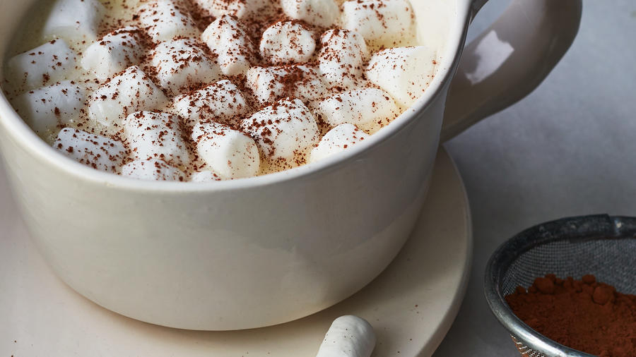 Hot White Chocolate (1109)