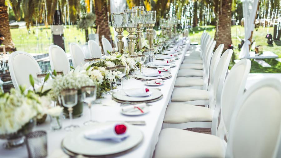 Modern Wedding Decor Trends Sunset Magazine